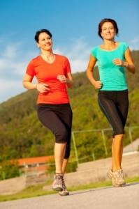 sporten bewegen vrouw beter cholesterol