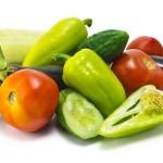 groenten zijn gezond voor cholesterol